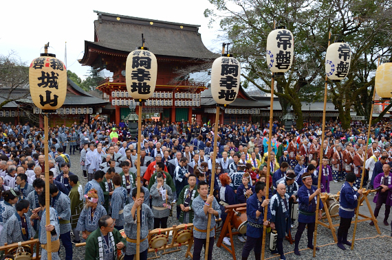 Shrine to be held on November 3: annual festival